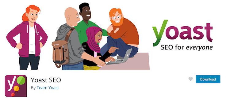 Yoast SEO Free WordPress Plugin